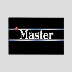 Master Rectangle Magnet