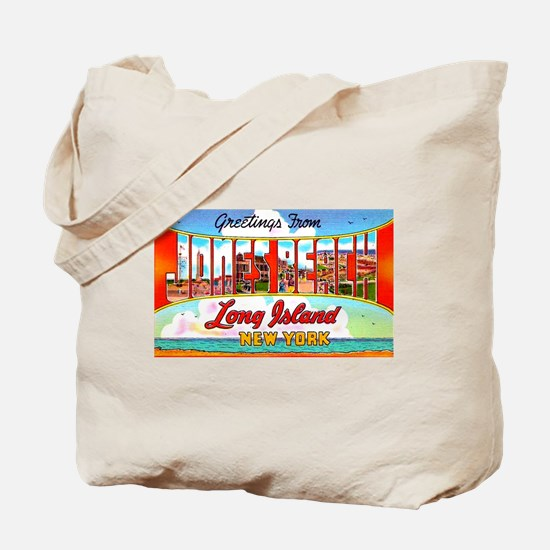 Jones Beach Long Island Tote Bag