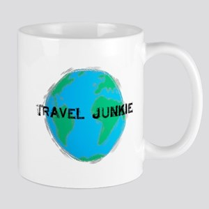 Travel Junkie Mug