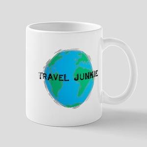 Travel Junkie Mug