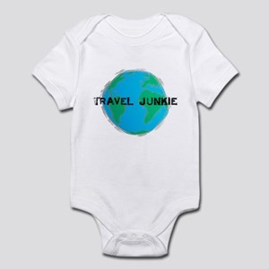 Travel Junkie Infant Bodysuit