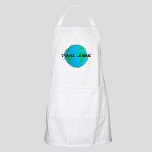 Travel Junkie BBQ Apron