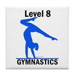 Gymnastics Tile Coaster - Level 8