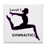 Gymnastics Tile Coaster - Level 7