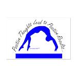 Gymnastics Poster - Positive