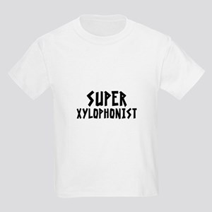 SUPER XYLOPHONIST Kids T-Shirt