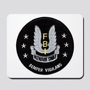 FBI Newark SWAT Mousepad