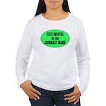 Psycho Lockup Women's Long Sleeve T-Shirt