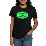 Psycho Lockup Women's Dark T-Shirt