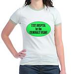 Psycho Lockup Jr. Ringer T-Shirt