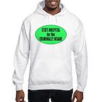 Psycho Lockup Hooded Sweatshirt