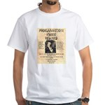 Frank & Jessie White T-Shirt