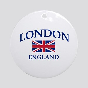 London Christmas Ornament