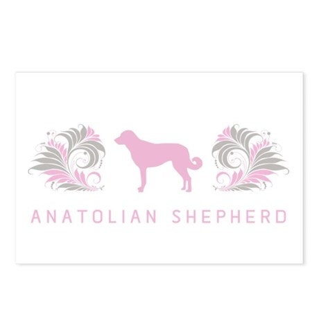 """Elegant"" Anatolian Shepherd Postcards (Package of"
