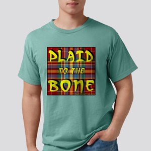 Plaid to the Bone by ClanChattan.org T-Shirt