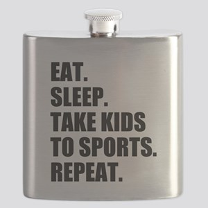Take Kids to Sports and Repeat Flask