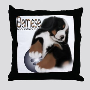 Having A Ball Throw Pillow