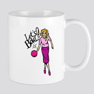 Let's Bowl! Mug