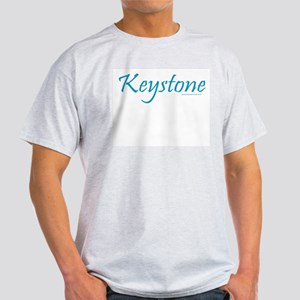 Keystone - Ash Grey T-Shirt