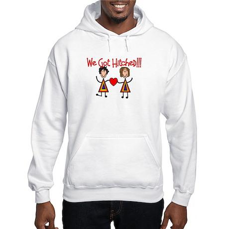 Gay Lesbian Hooded Sweatshirt