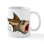 Carpet Shark 11 Oz Ceramic Mug Mugs