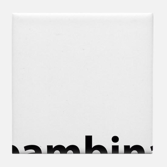 BAMBINA Tile Coaster