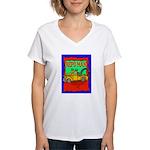 Repo Man Women's V-Neck T-Shirt