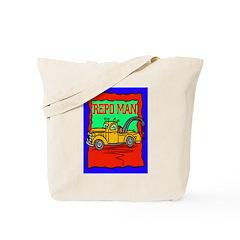 Repo Man Tote Bag