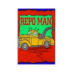 Repo Man Rectangle Magnet