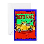 Repo Man Greeting Cards (Pk of 20)