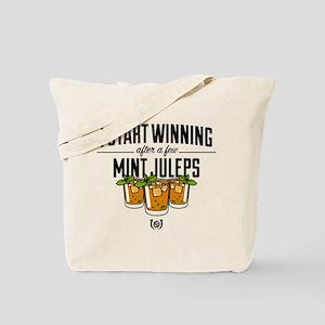 Kentucky Derby Mint Juleps Tote Bag