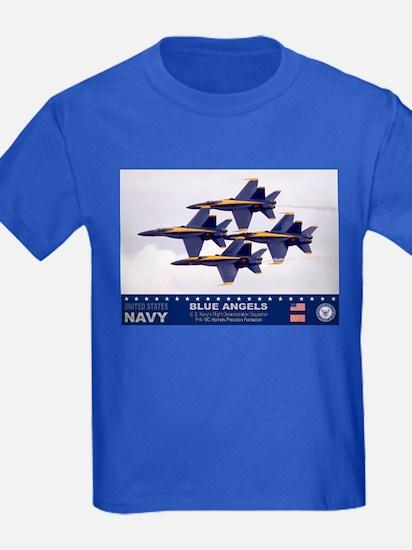 Blue Angel's F-18 Hornet T
