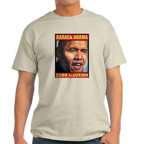 Obama's Souvenir Light T-Shirt