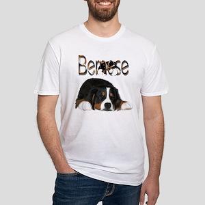Sneak A Peek Fitted T-Shirt