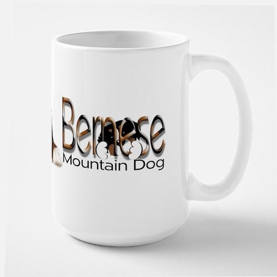 Sneak A Peek Large Mug