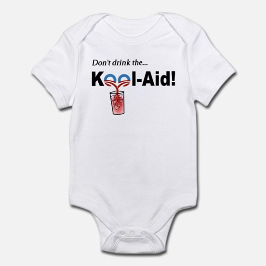 Obama Kool-Aid Infant Bodysuit