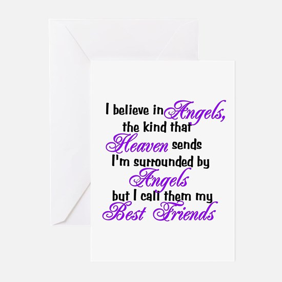 I believe in angels, Greeting Cards (Pk of 20)