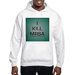 Infection Control Hooded Sweatshirt
