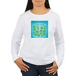 Infection Control Women's Long Sleeve T-Shirt
