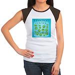 Infection Control Women's Cap Sleeve T-Shirt