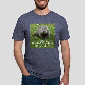 Cousin of Famous Groundhog Women's Dark T-Shirt