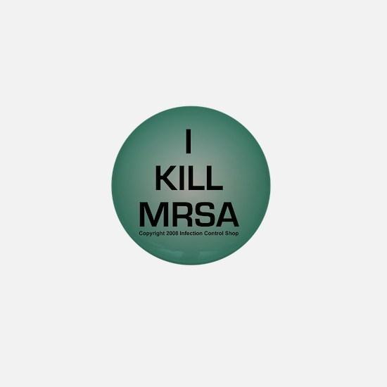 Infection Control Mini Button