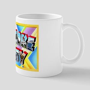 Salt Lake City Utah Mug