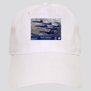 Blue Angel's F-18 Hornet Cap