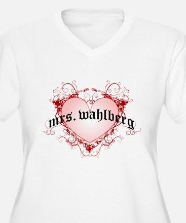 wahlberg Plus Size T-Shirt