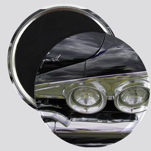 1960 BLACK FURY Magnet
