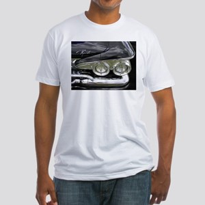 1960 BLACK FURY Fitted T-Shirt