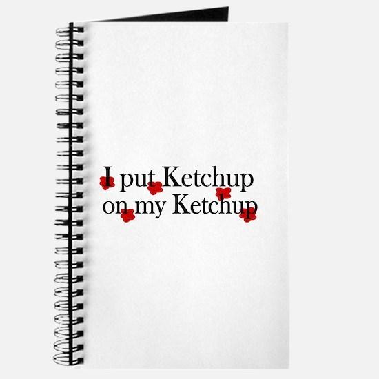 Ketchup on Ketchup Journal