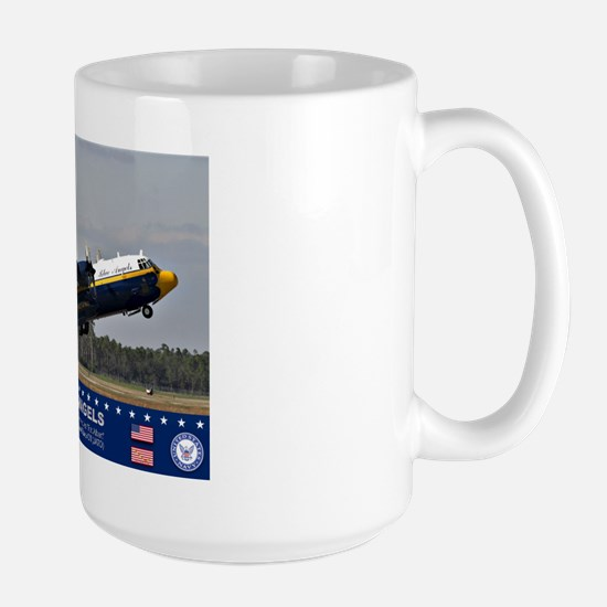 Blue Angel's C-103 Hercules Large Mug