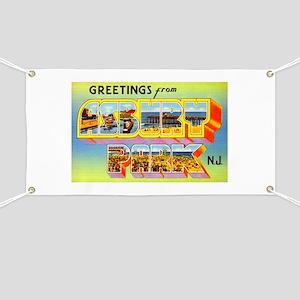 Asbury Park New Jersey Banner
